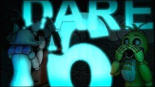 SFM FNAF Dare 6 Задания для аниматроников Озвучка от SayanelBadFox Foxy x Mangle