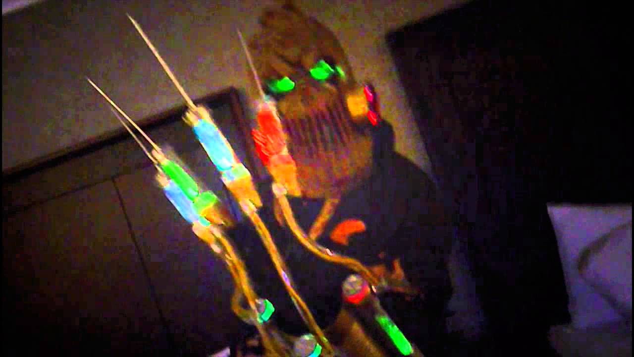 escape from arkham asylum scarecrow costume youtube