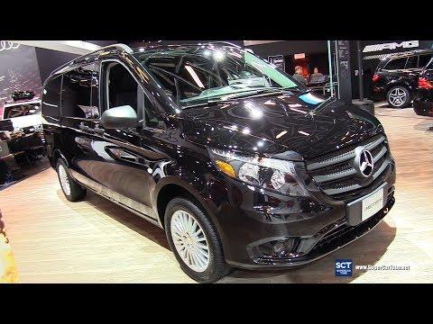 2017 Mercedes Metris Passenger Van - Exterior Interior Walkaround - 2017 Montreal Auto Show