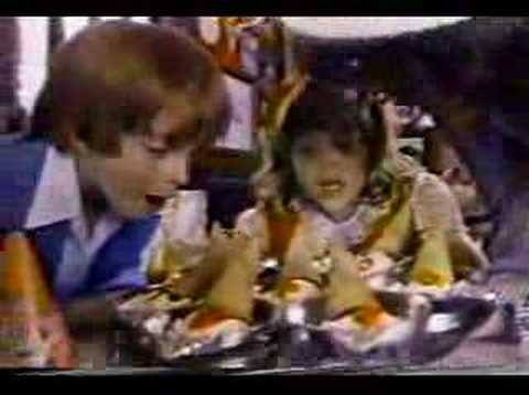 Farrell's Ice Cream Parlour commercial - YouTube