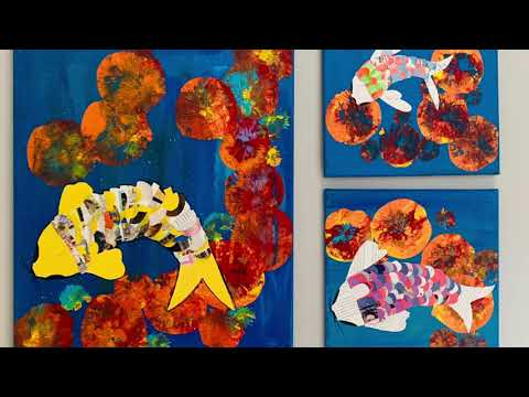 Here Is How Expressive Art Can Help Children In All Areas Of Development