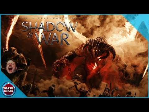 Middle-Earth: Shadow of War // MY ORC ARMY BRINGS ALL THE BOIS TO THE YARD