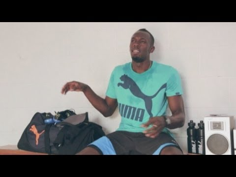 Usain Bolt tries to learn Russian in funny new video for Moscow World Championships
