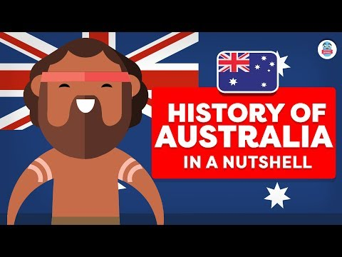 Australia. History Of Australia In A Nutshell.