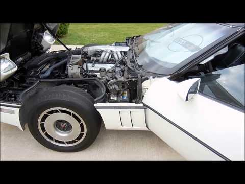1985 C4 Corvette: Project Daily Driver Part 1 of 8