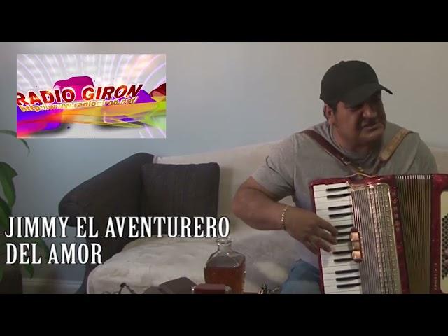 Asi suena mi acordeón  Sabado 3 de Julio JIMMY EL AVENTURERO