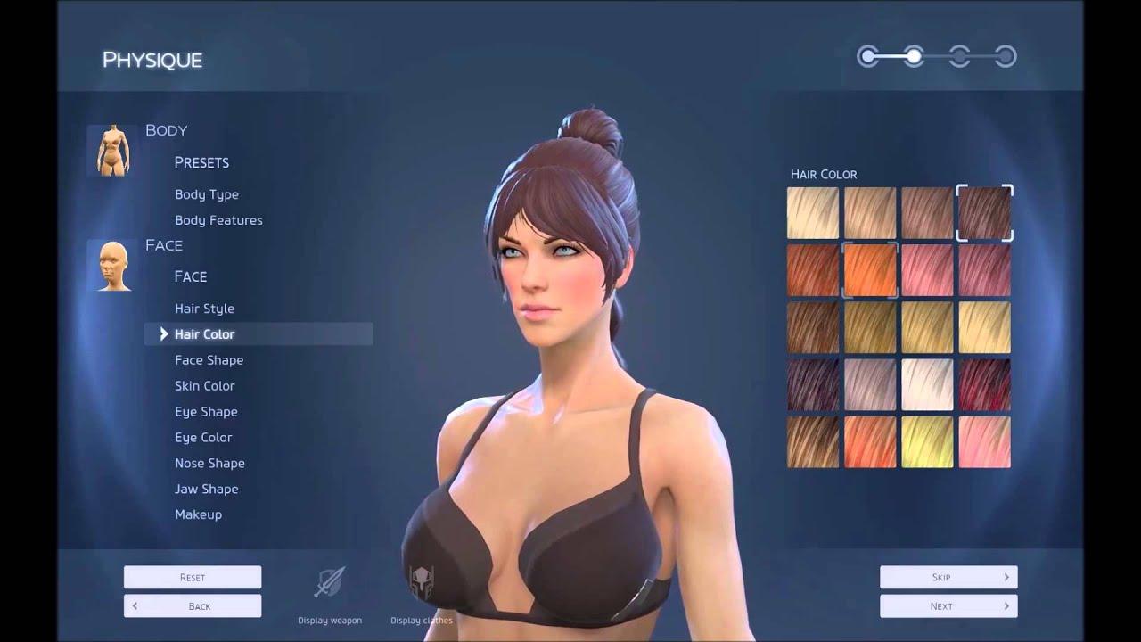 Design Avatar Online Free