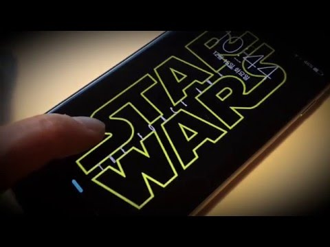 Star Wars The Force Awakens Live Photo For Iphone 6s Youtube