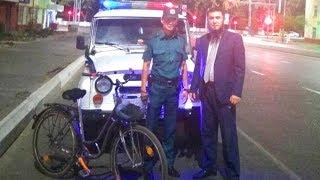 Узбек Милиция ходими Интернетда Машхур булиб кетди