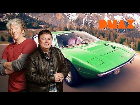 Tamirat Tadilat - Lamborghini Urraco (10.Sezon 7.Bölüm)