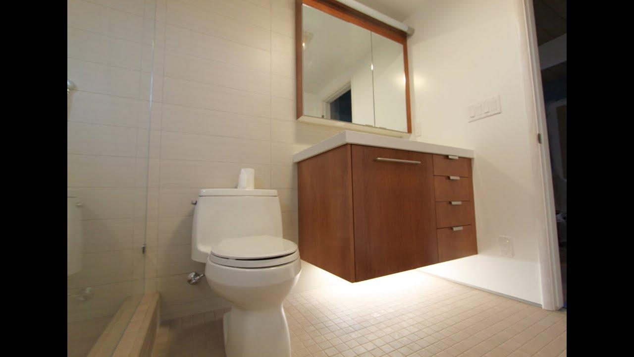 Mid Century Modern Bathroom Vanity