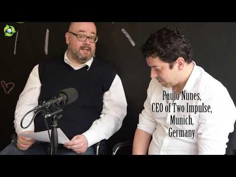 """Interview [EN]: """"Builders of AI: Two Impulse"""" w. Paulo Nunes (CEO), Two Impulse, Munich, Germany."""