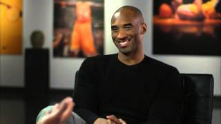 The Kobe interview kobe talks about Jordan
