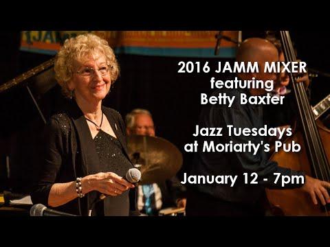 Jazz Tuesdays with Betty Baxter, Jeff Kressler, Terry Newman, Mike Daniels (1/12/16)