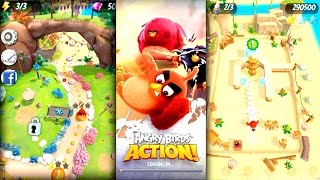 Let's Play Angry Birds Action! - (IAP) In-App Purchase Analysis