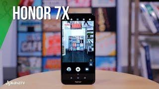 Download Video Honor 7X, review en español: un TODO PANTALLA y DOBLE cámara para golpear la gama media MP3 3GP MP4