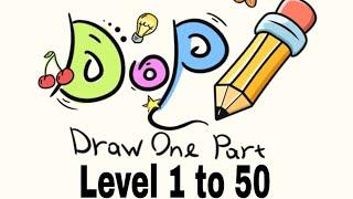 DOP Draw One Part Walkthrough