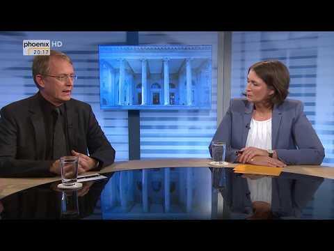 phoenix Wahlrunde: Nach der Niedersachsen-Wahl am 15.10.17