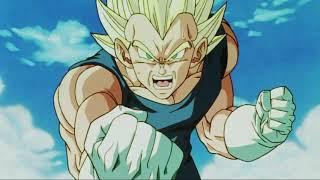 Kid Buu Destroys The Earth Dragon Ball Z Kai: The Final Chapters (English Dub)