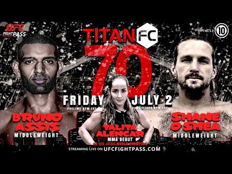 Titan 70 Show Open