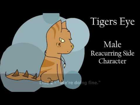 Casting Call Response - InGeneos (Tiger's Eye)