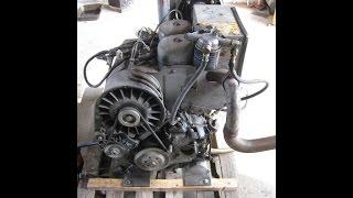 Deutz Dieselmotor F2L511