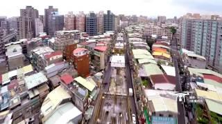 1050720 捷運環狀線工程空拍影片