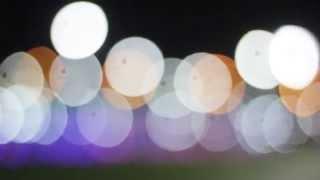 Video Box| HD Free Stock Footage| Night Bokeh