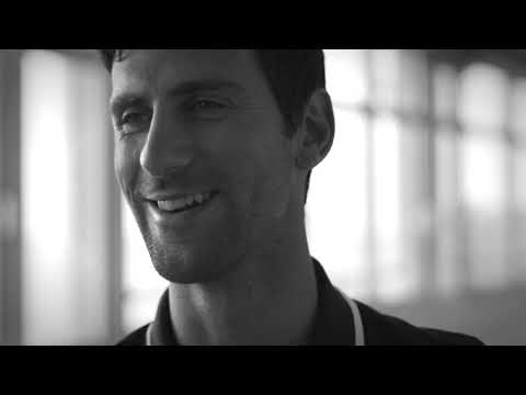 OFF-COURT with Novak Djokovic