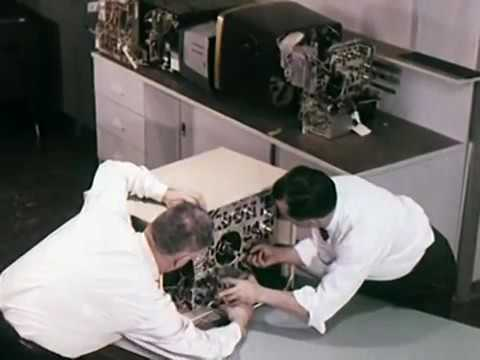 Television Manufacturing In America : The Reasons Why - 1959 Educational Film - S88TV1