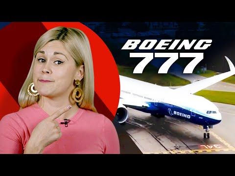 Boeing's massive foldable-wing 777X airplane takes its first flight