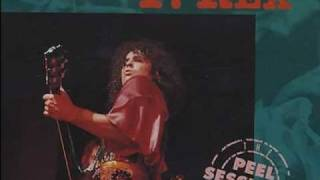 T.REX ---  Sun Eye  Peel Sessions 1970