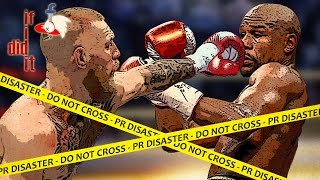 Repeat youtube video If I Did It: Booking Mayweather vs McGregor, Trump vs the press
