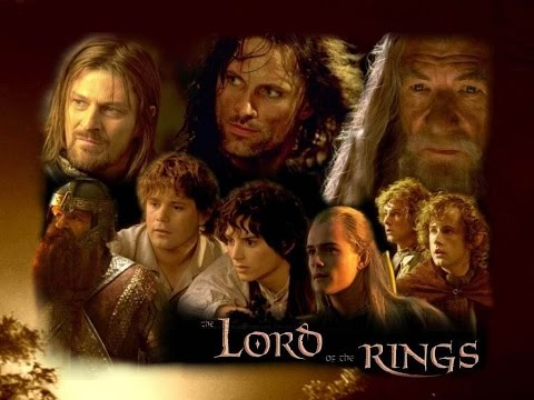 MY TOP 10 LORD OF THE RINGS TRACKS