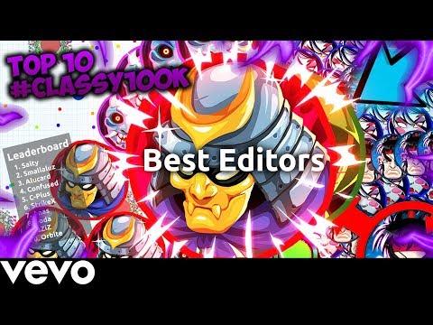 The Agar.io Editors - Official Video. #Classy100k Winners