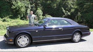Bentley Azure 2007 года потеряла $300 000 ценности за 10 лет