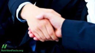 Výživová doporučení: Konflikt zájmů Poradního výboru