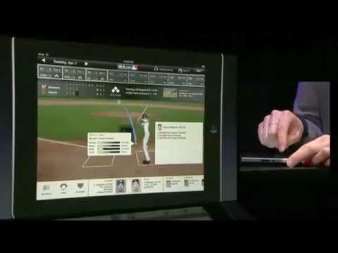 2010 Apple iPad Keynote