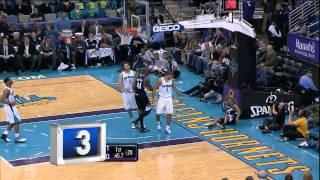 NBA's Top 5 Plays for February 7th, 2011, featuring Sasha Pavlovic,...