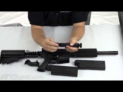 Tiberius Arms T4.1 First Strike Rifle - Review