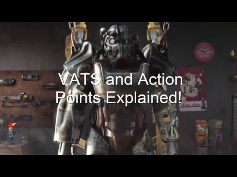 Fallout 4: VATS and AP Formula Solved!