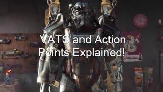Fallout 4: VATS and AP Formula Solved!