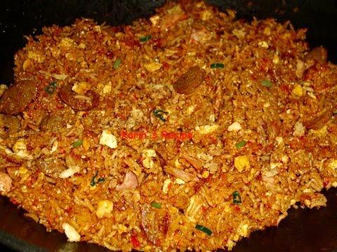 Tips Mudah Membuat Nasi Goreng Jawa Spesial