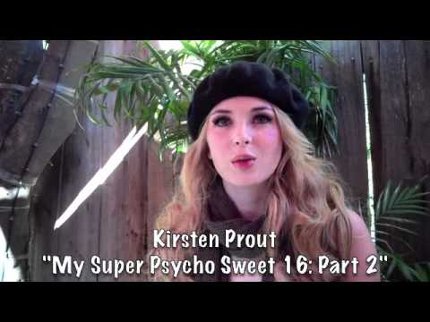 Get To Know Kirsten Prout