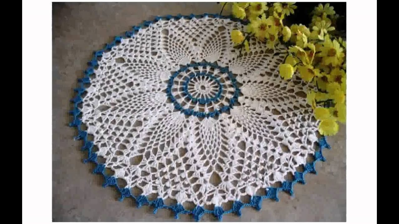 Beautiful Thread Crochet Patterns Ornament - Easy Scarf Knitting ...