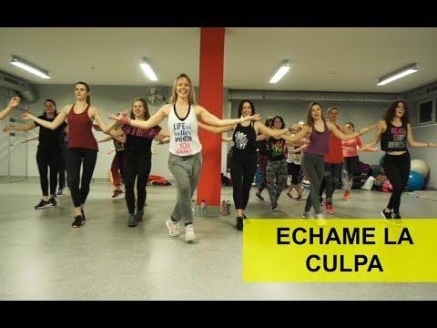 ZUMBA - Enchame la culpa by Luis Fonsi, Demi Lovato
