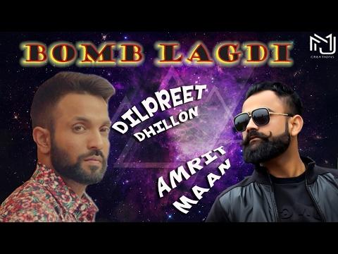 Bamb Lagdi (Full Video) | Amrit Maan & Dilpreet Dhillon | Latest Punjabi Song 2017 | MJ CREATIONS