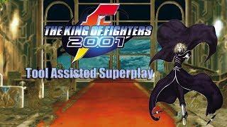 KOF 2001 - Igniz【TAS】