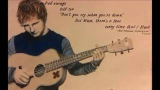 How I draw Ed Sheeran || Daniella H