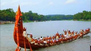 Paayippaattatil vallam kali-Ulsava Ganangal